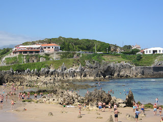 Playa de Toró en Llanes (Asturias, España)