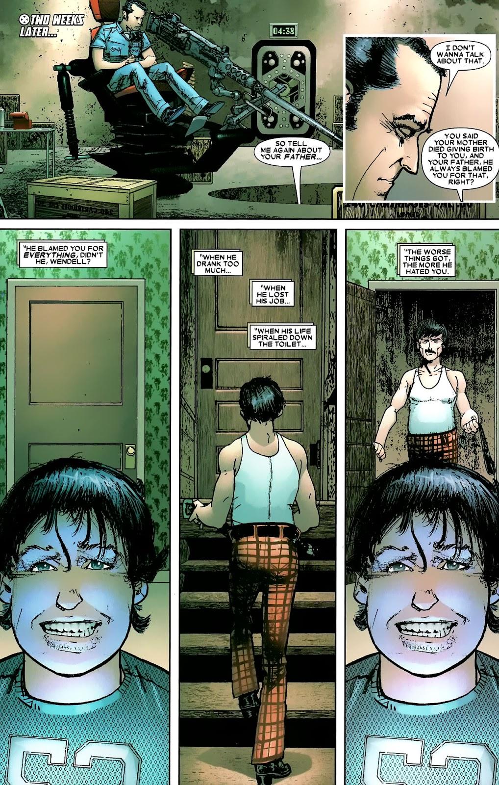 Read online Wolverine (2003) comic -  Issue #56 - 20