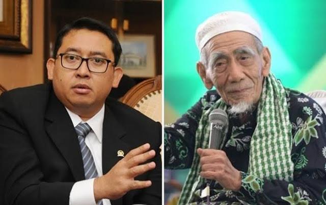 Fadli Zon Minta Maaf dan Akan Sowan ke Mbah Moen karena Dampak Puisi 'Doa yang Ditukar'