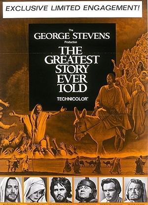 Filme A Maior História de Todos os Tempos 1965 Torrent