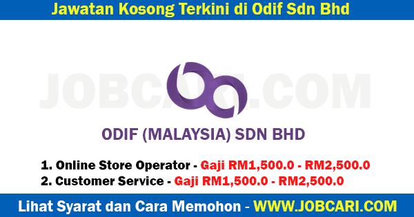 Odif Sdn Bhd