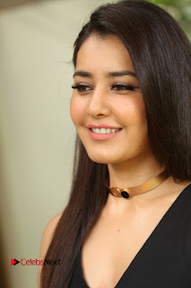 Actress Rashi Khanna Pictures at Hyper Movie Interview 0167