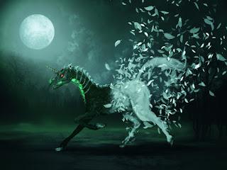 http://www.deviantart.com/art/Dark-unicorn-207817949