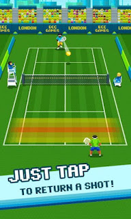 One Tap Tennis Apk Mod Unlocked Free Download For Android