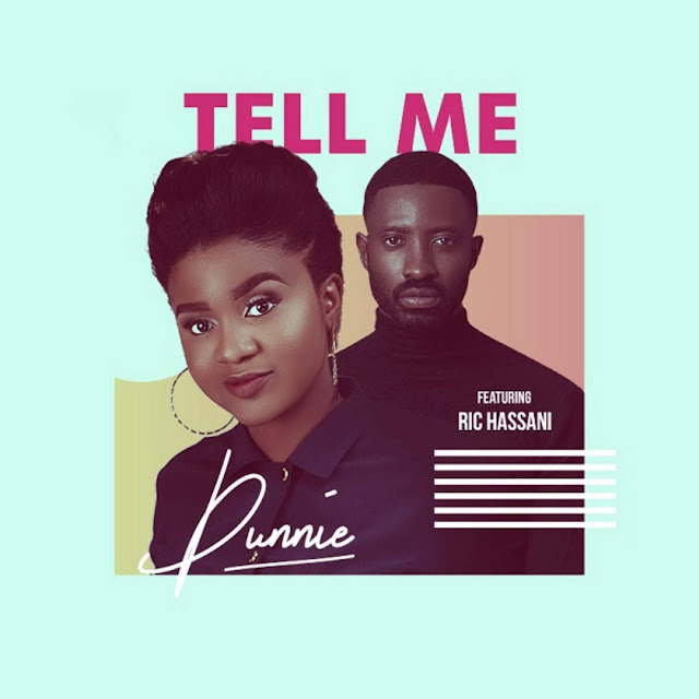 Dunnie feat. Ric Hassani - Tell Me (Afro Pop) 2018