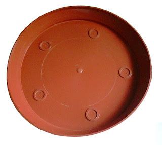 plastic pots trays saucers ahmedabad