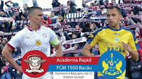 Academia Rapid - FCM 1950 Bacau