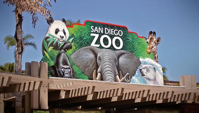Zoológico San Diego California