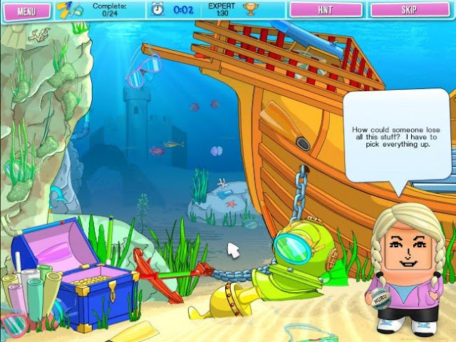 Huru Beach Party PC Game