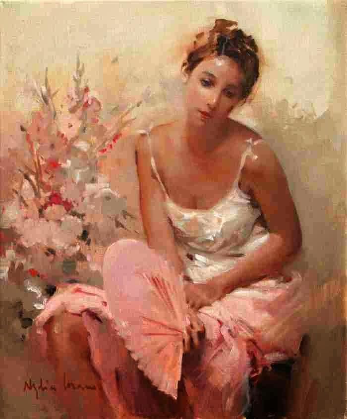 Яркие цвета. Nydia Lozano