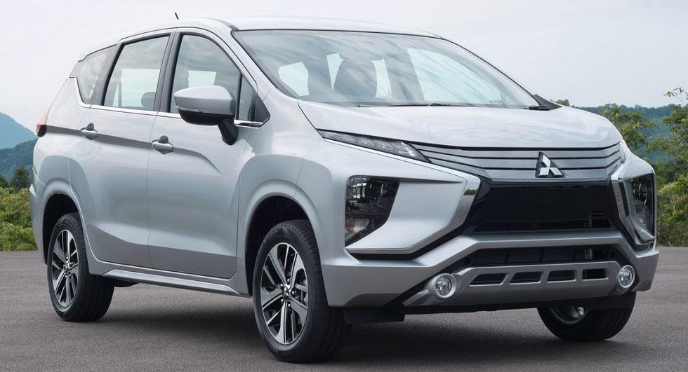 Mitsubishi All-new Xpander Menggunakan FWD