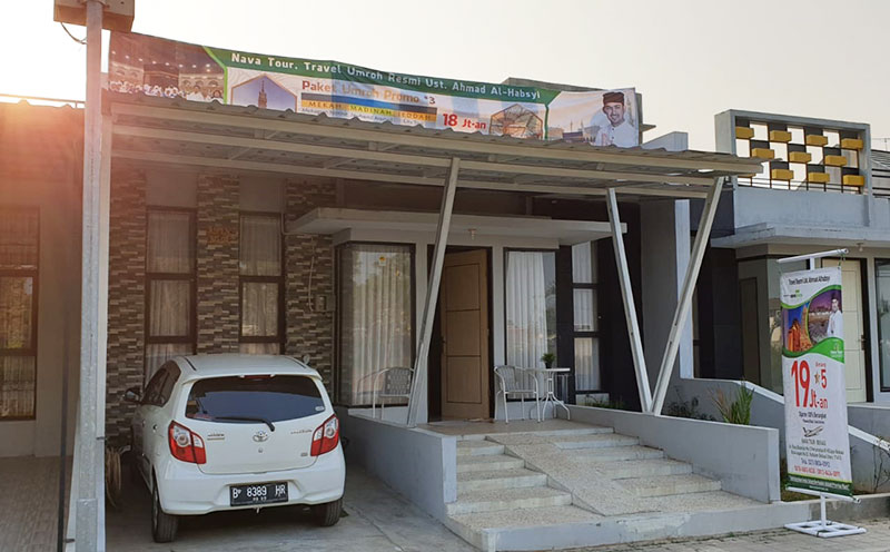 Kantor Nava Tour Bekasi