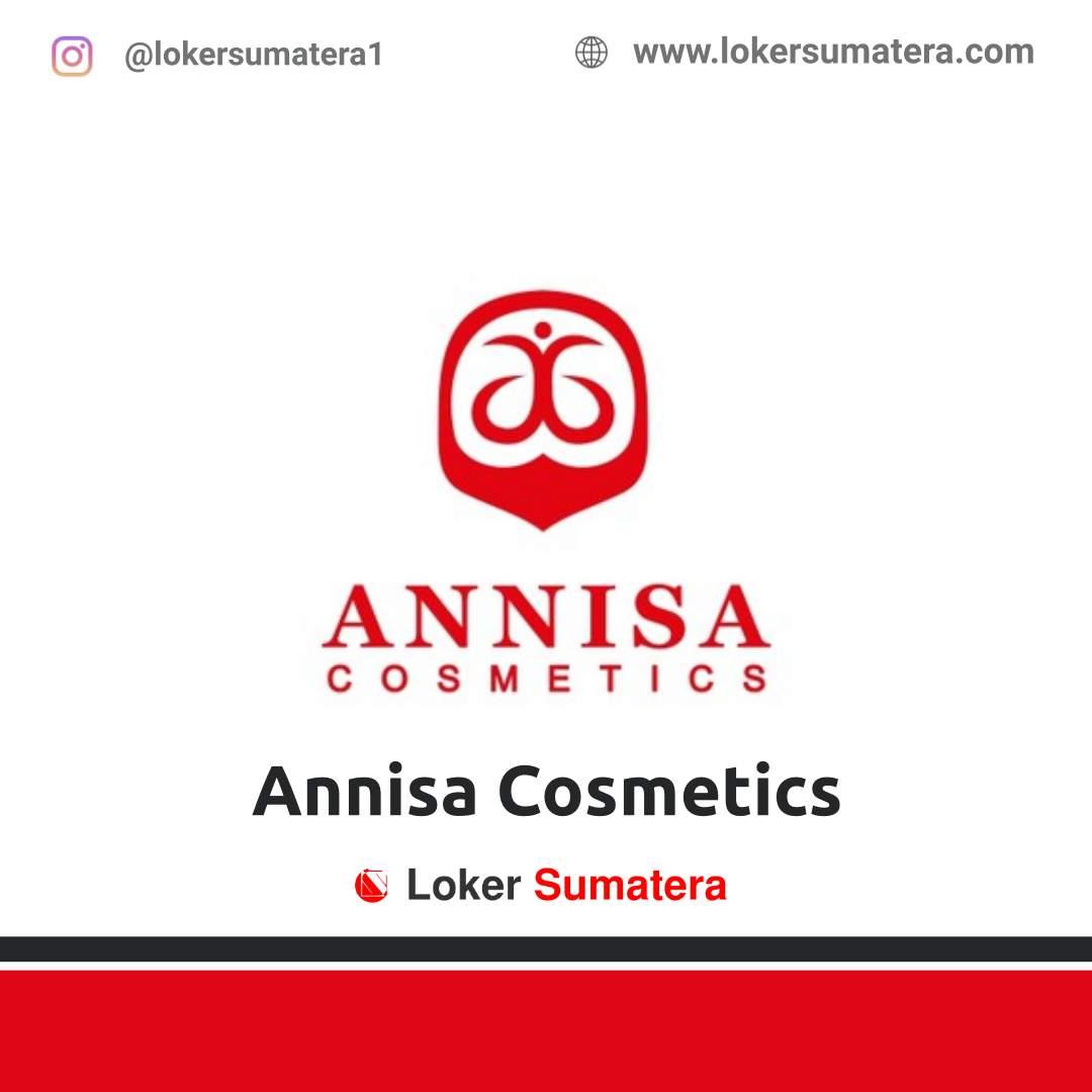 Lowongan Kerja Pekanbaru: Annisa Cosmetics Agustus 2020