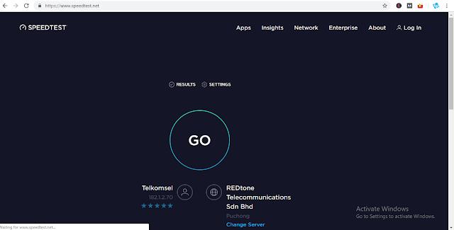 speedtest.net - Cara Mengecek Kecepatan Internet di PC