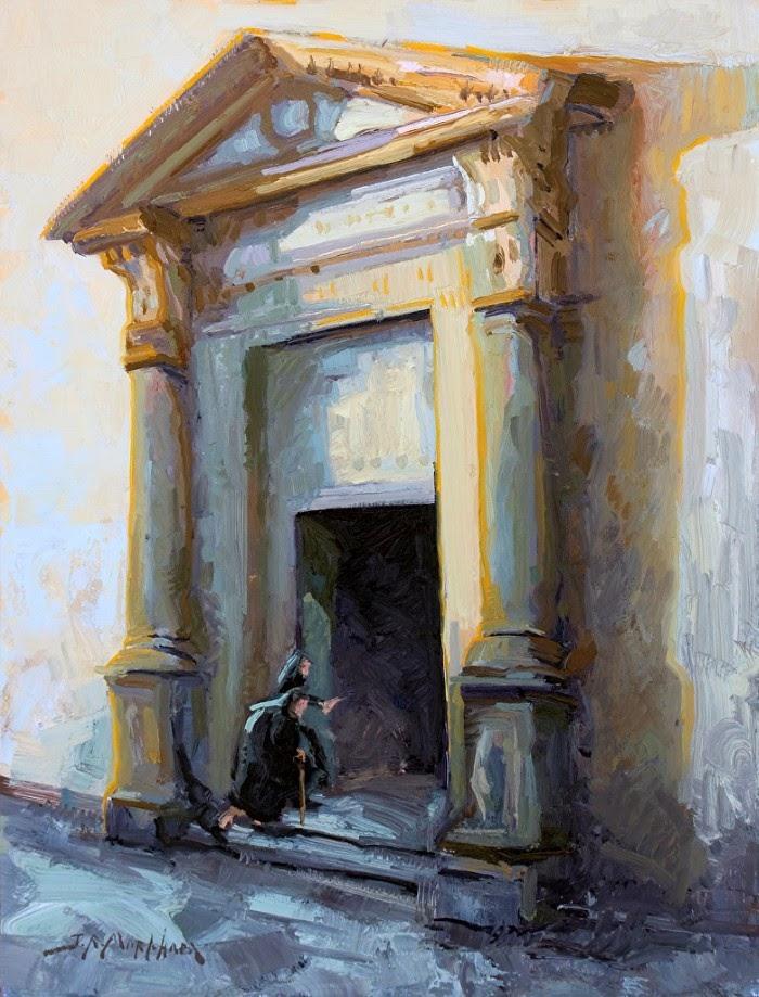 Репрезентативная живопись. Jerry Markham