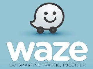 Waze cukup menarik bagi sahabat traveler, karena sangat membantu sekali untuk mendapat arahan.