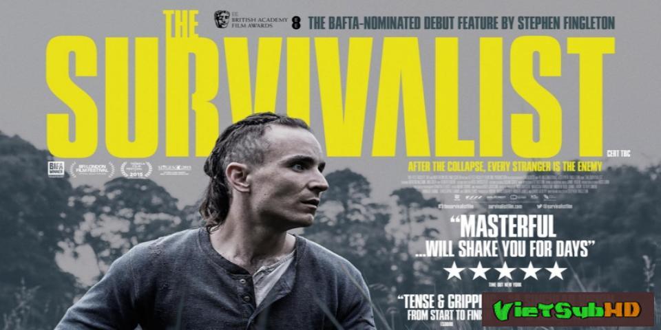 Phim Những Kẻ Sống Sót VietSub HD | The Survivalist 2016