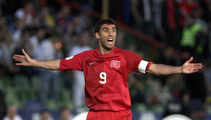 The Story Of Hakan Sukur The Albanian Hero Of Turkey