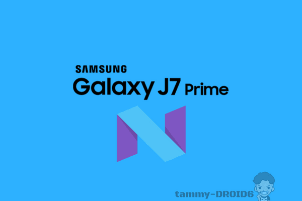 Bypass FRP Samsung J7 Prime (G610F) Android 7 dengan Odin