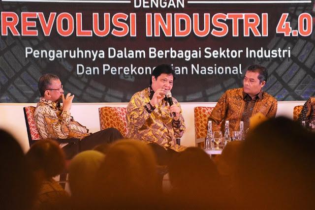 Kemenperin Rancang Insentif, Indeks dan Inovasi Industri 4.0