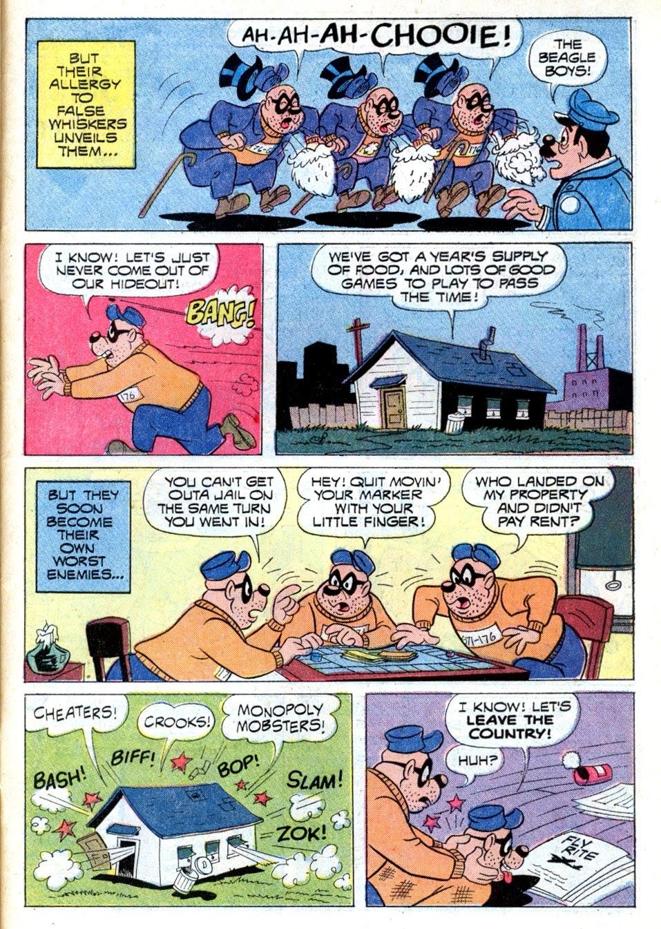 Walt Disney THE BEAGLE BOYS issue 15 - Page 43