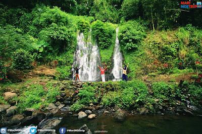 Air Terjun Jagir Banyuwangi Mari NGEtrip