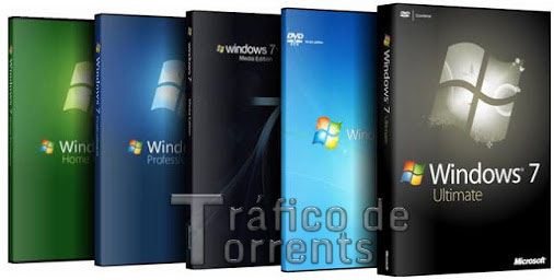 Baixar Capa Windows 7 Todas as Versões