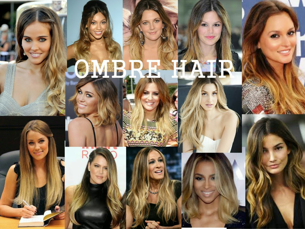 Ombre sombre or dipdye laura trends for What does ombre mean