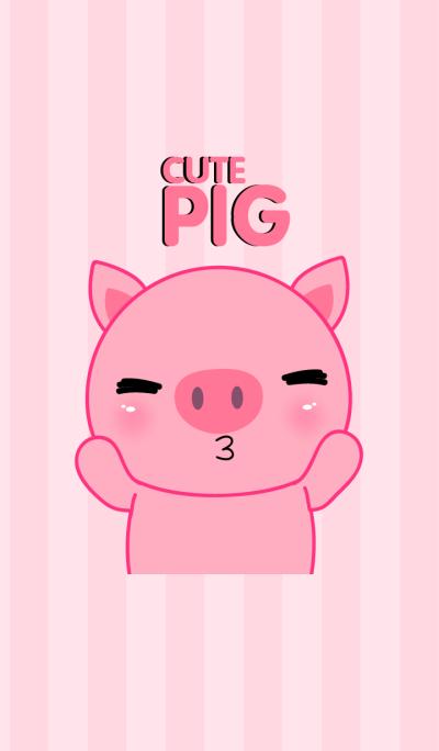 I'm Cute Pig Icon Theme