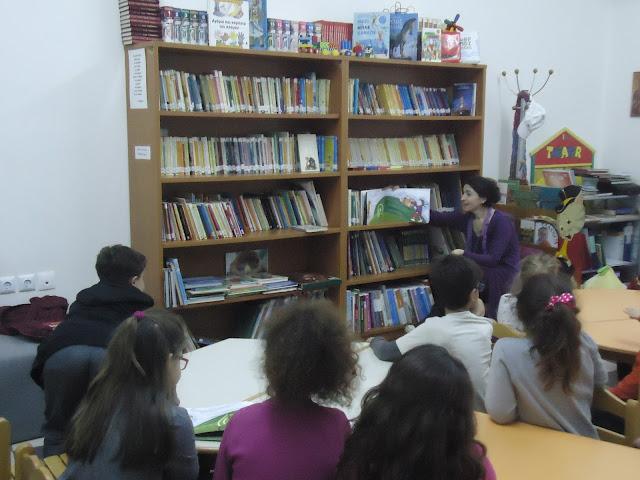 Εργαστήρια για μαθητές στη Δημοτική Βιβλιοθήκη Κρανιδίου