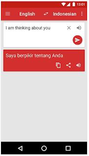 Kamusku adalah kamus Indonesia ke Ingris nomor satu
