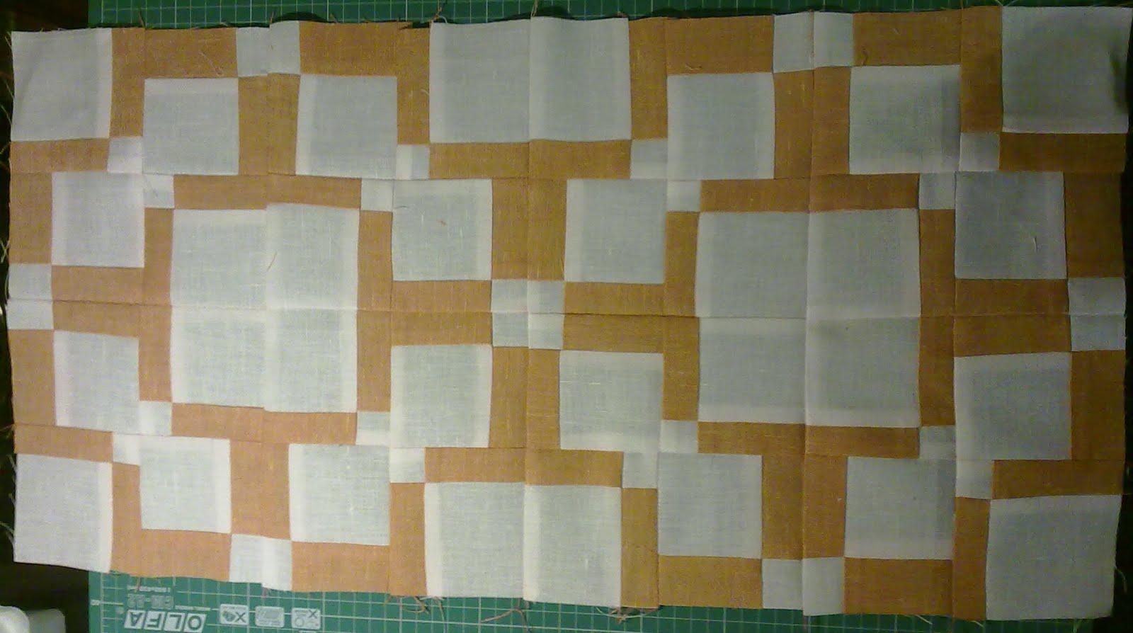 Haciendo Patch PatchworkTutorialRoll Nine Desaparece Que Block Con EDWe29IYH