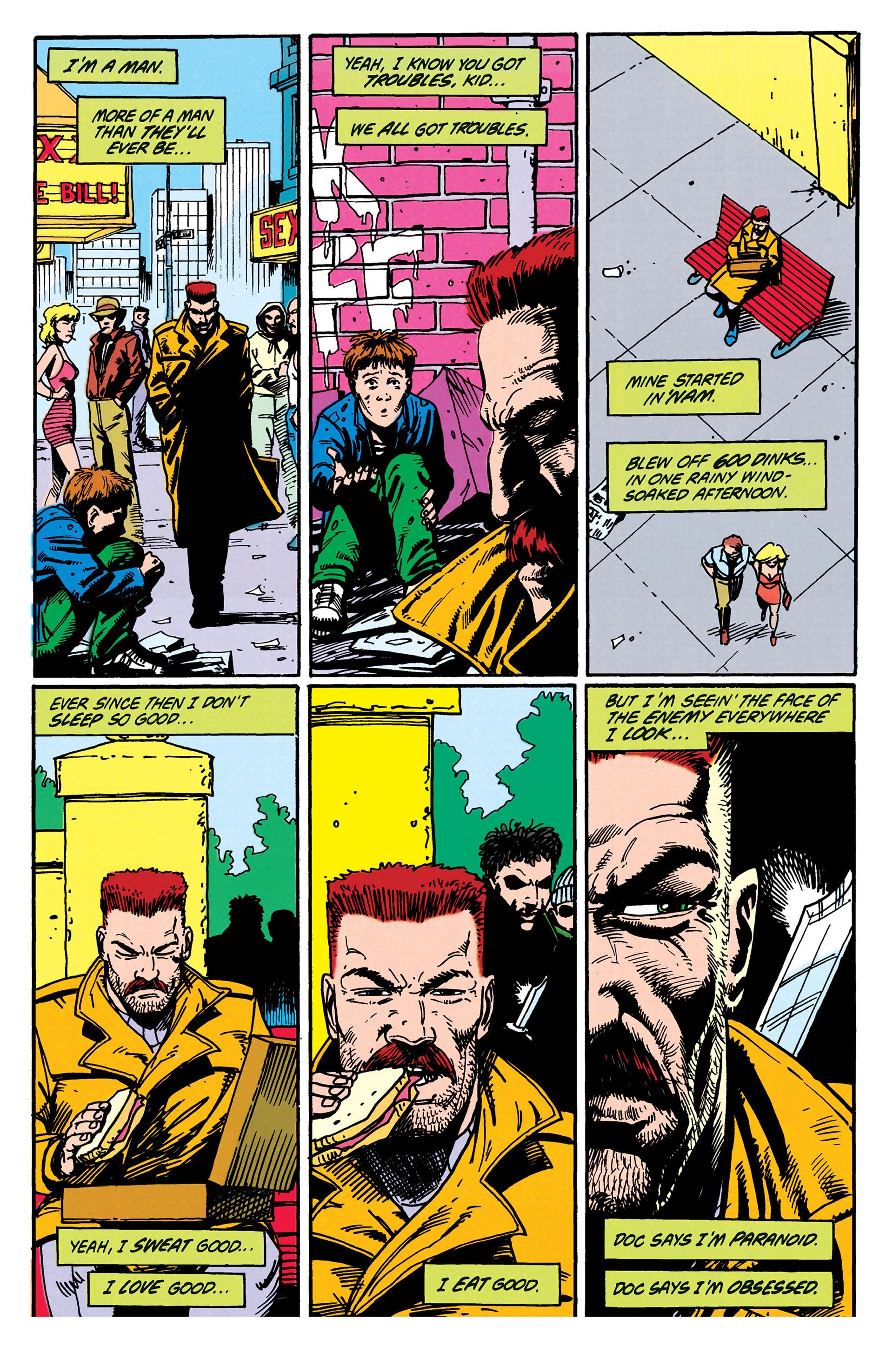Read online Animal Man (1988) comic -  Issue #38 - 2
