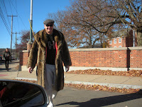 harvard raccoon coat