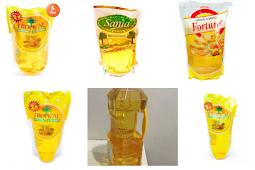 Daftar Harga Minyak Goreng 2 L Sunco, Sania, Bimoli, Tropical dan Filma
