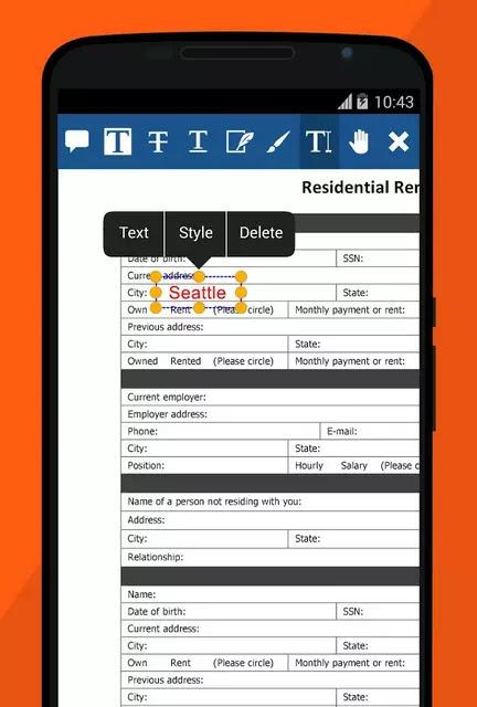Xodo PDF Reader & Editor Apk