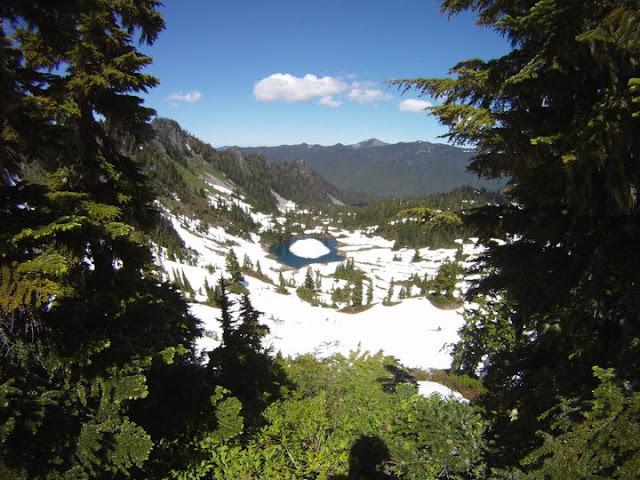 7 lakes basin