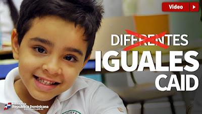 VIDEO: Diferentes, no; iguales sí