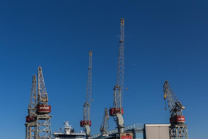 Laivatelakka Helsinki