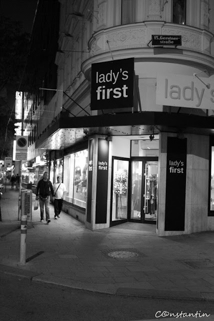 Vienna - Lady's first