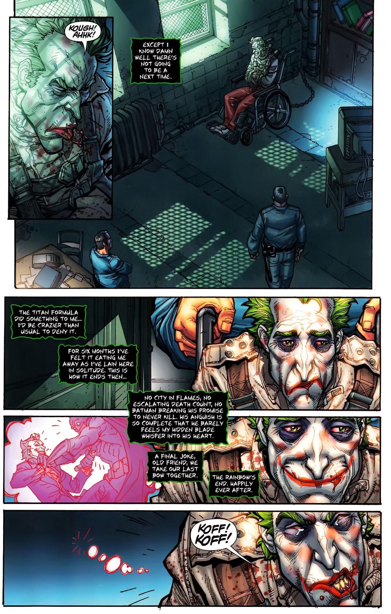 Read online Wonder Woman (2006) comic -  Issue #610 - 27
