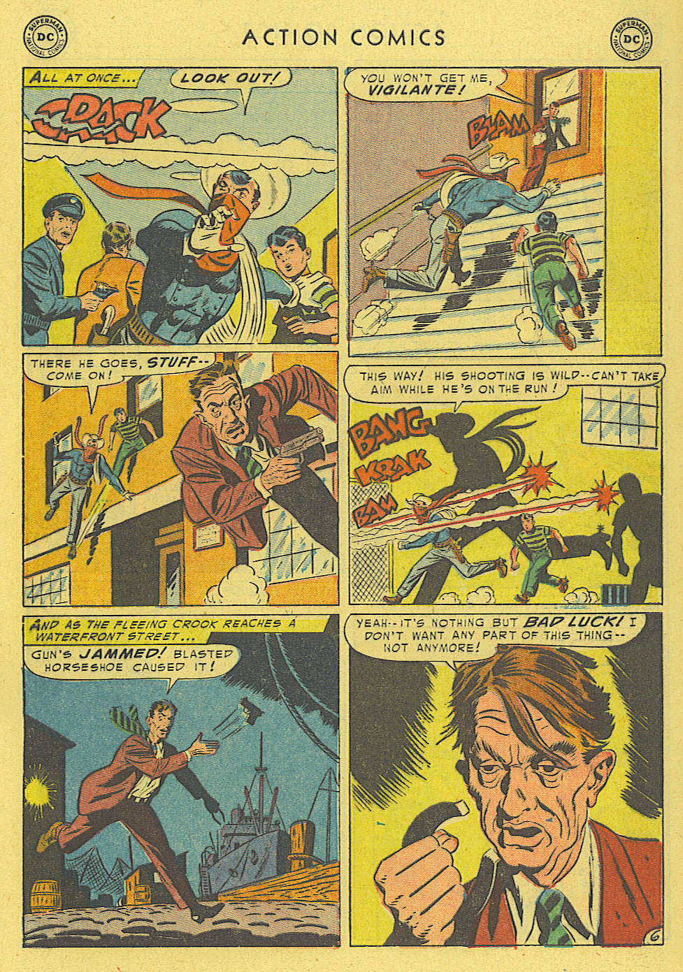 Read online Action Comics (1938) comic -  Issue #194 - 31