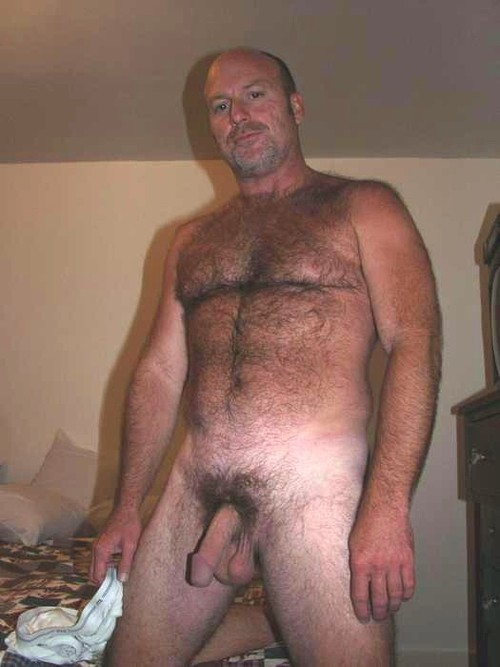 Naked Hairy Amatures