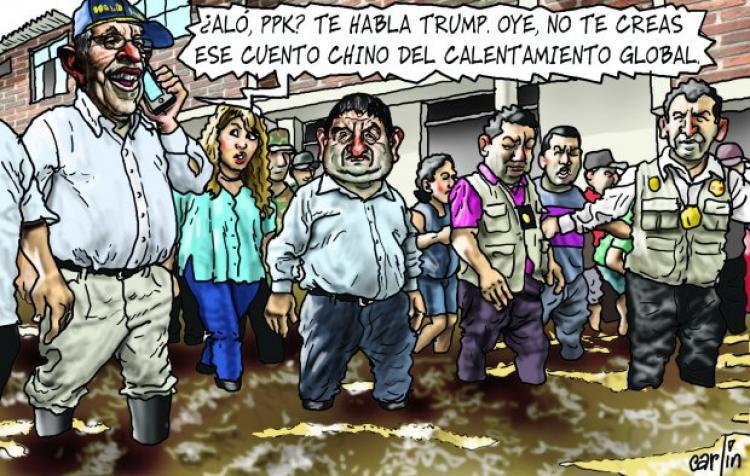 Carlincaturas Viernes 17 Marzo 2017 - La República