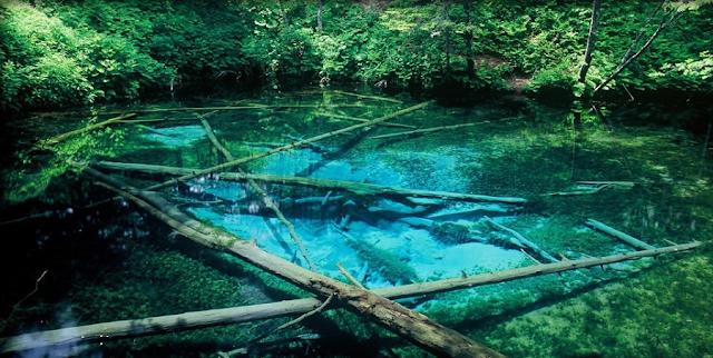 Gambar Danau kaco, Indonesia