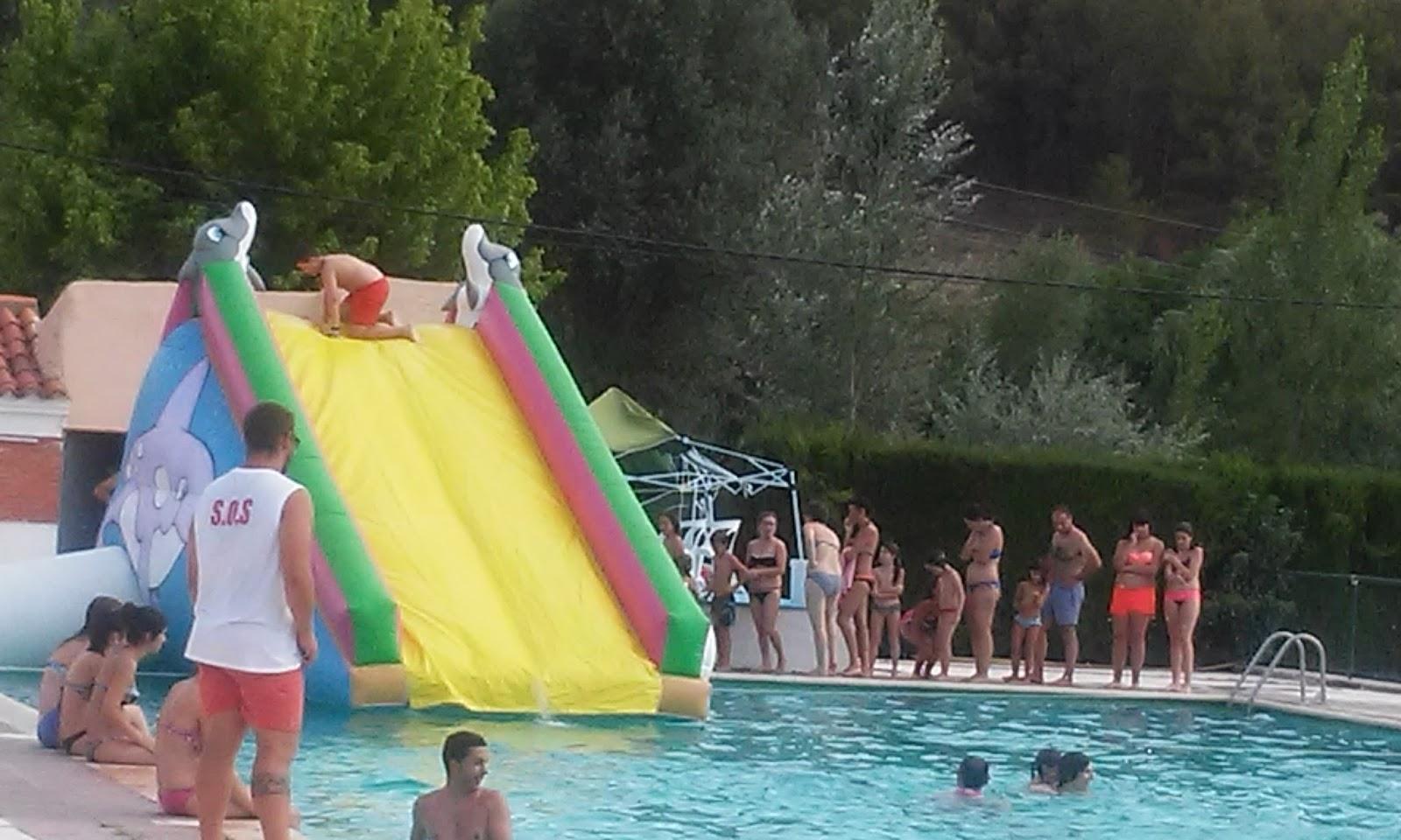 Cr nicas montalbinas montalb n es verano deportivo y for Piscinas municipales madrid 2016
