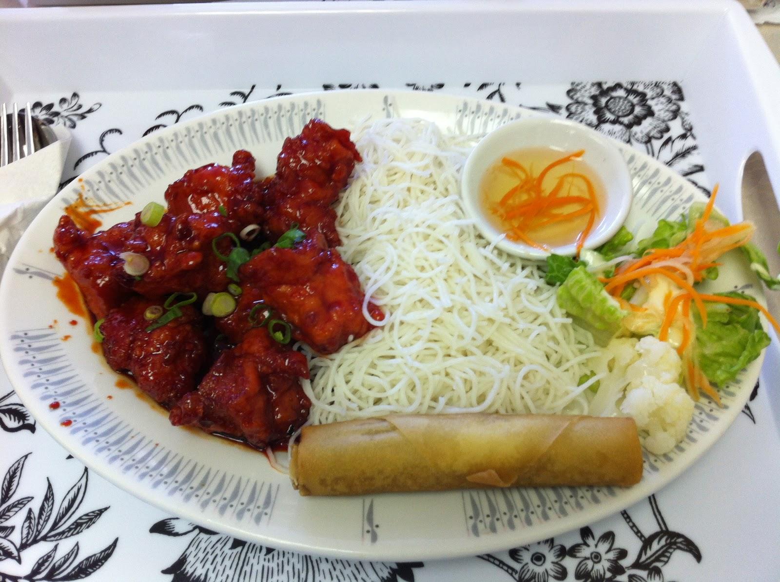 Drouin Thai Restaurant Menu