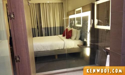 novotel hotel room