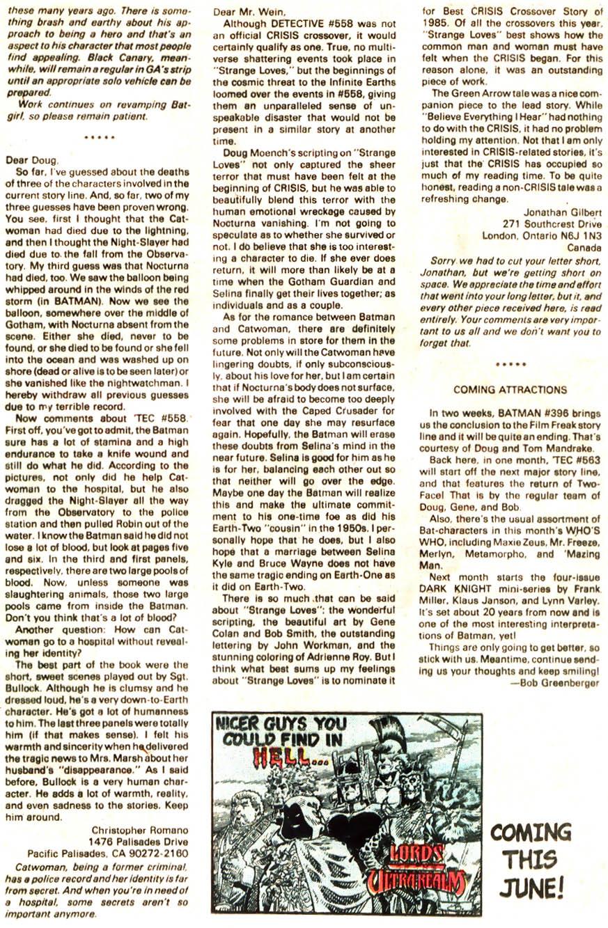Detective Comics (1937) 562 Page 18