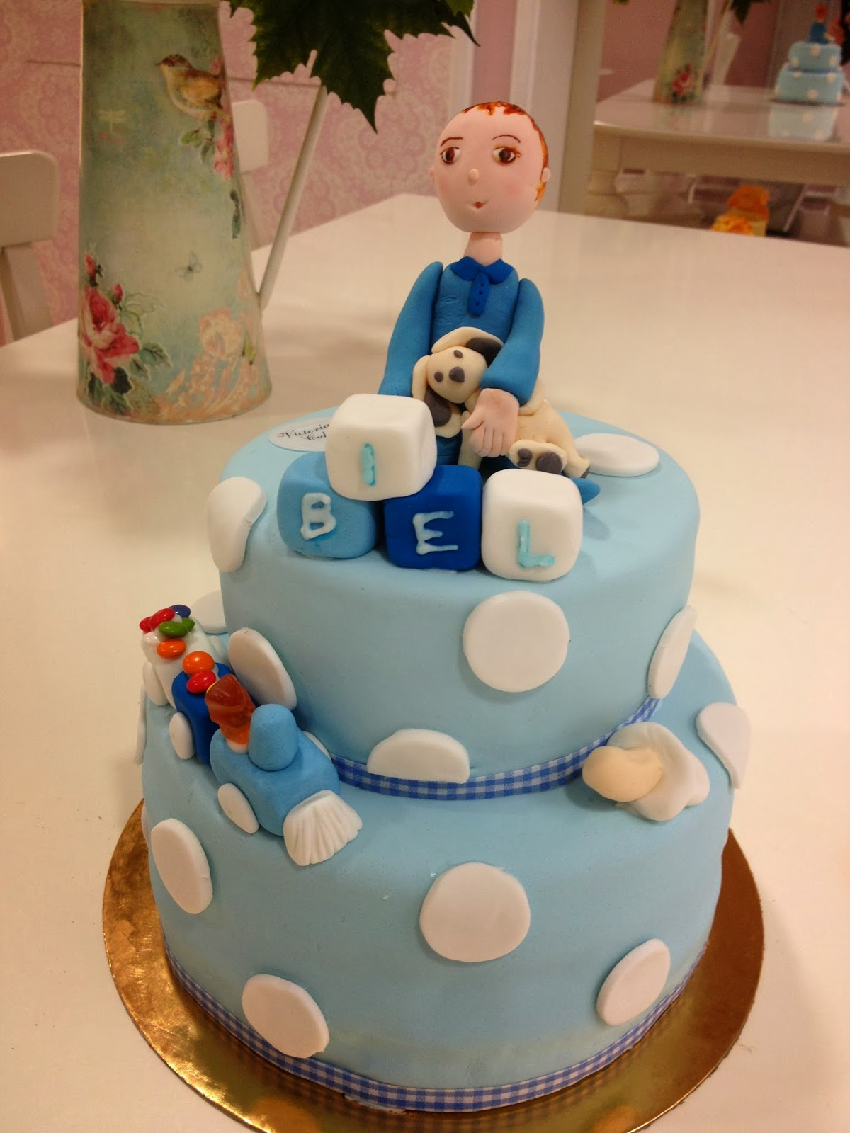 D Baby Shower Cake Ideas